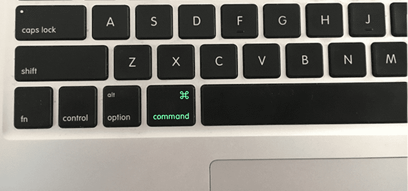 Keyboard for Mac